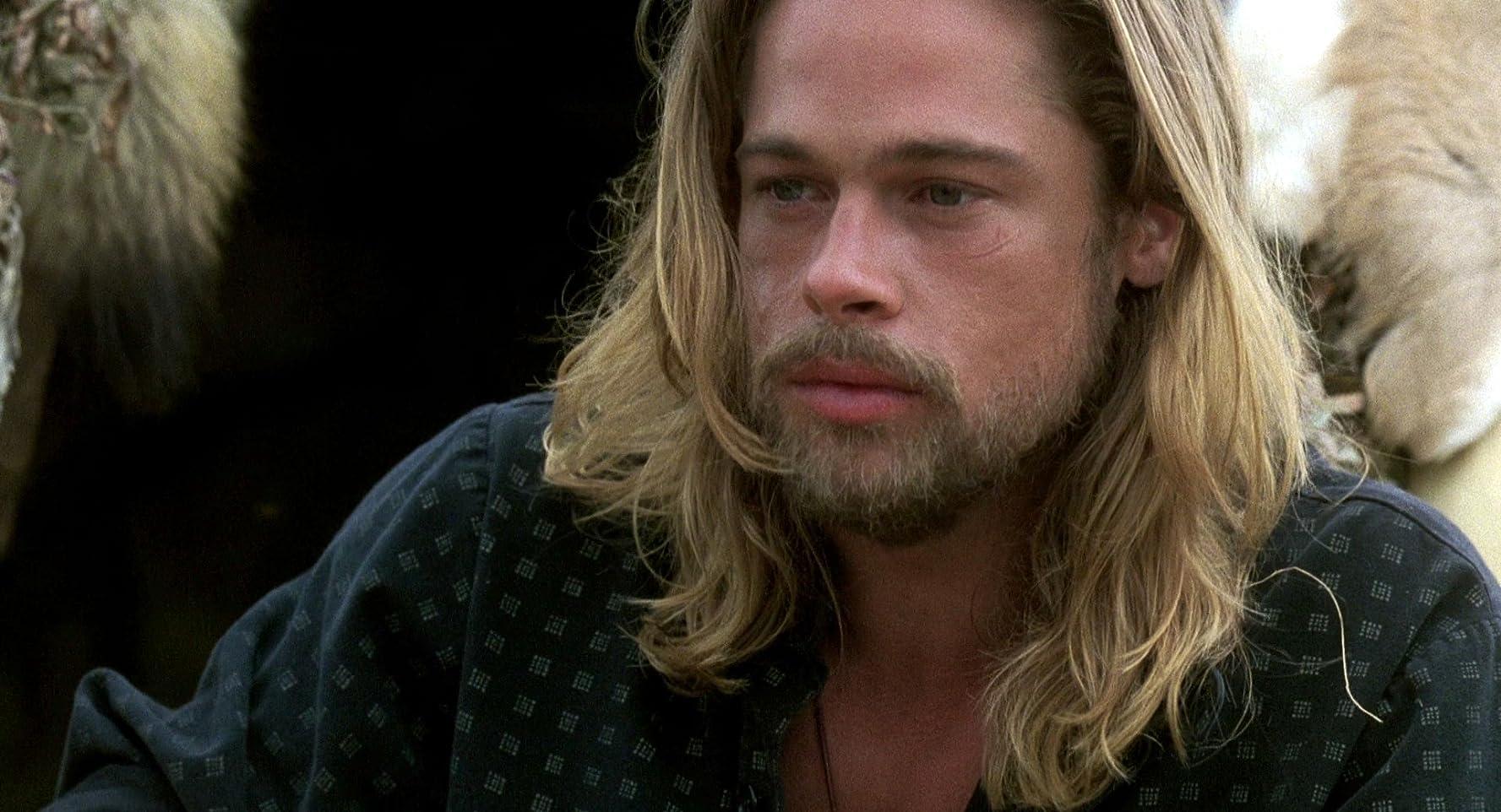 Brad Pitt In Legends Of The Fall 1994