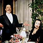 Tim Curry and Daryl Hannah in Addams Family Reunion (1998)