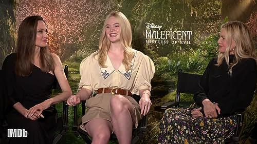 Angelina Jolie, Michelle Pfeiffer, Elle Fanning Cast Away Fairy-Tale Convention
