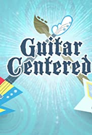 Guitar Centered Poster