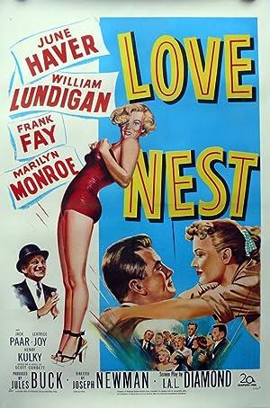 Where to stream Love Nest