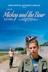 James Badge Dale and Camila Morrone in Mickey and the Bear (2019)
