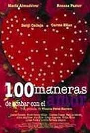 Cien maneras de acabar con el amor Poster