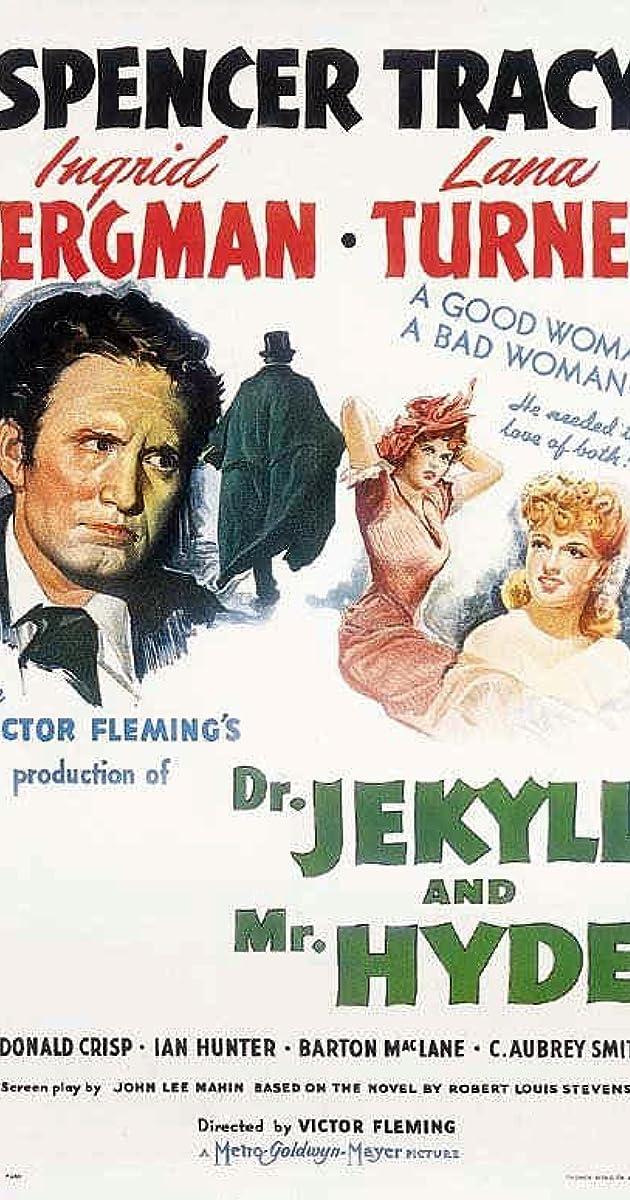 Dr Jekyll And Mr Hyde 1941 Imdb