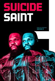 Suicide Saint Poster