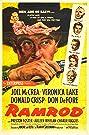 Ramrod (1947) Poster
