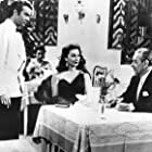 Gianna Maria Canale and George Raft in Dramma nella Kasbah (1953)