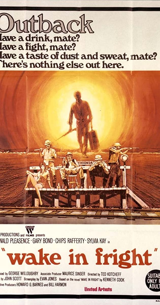 Wake in Fright (1971) - IMDb