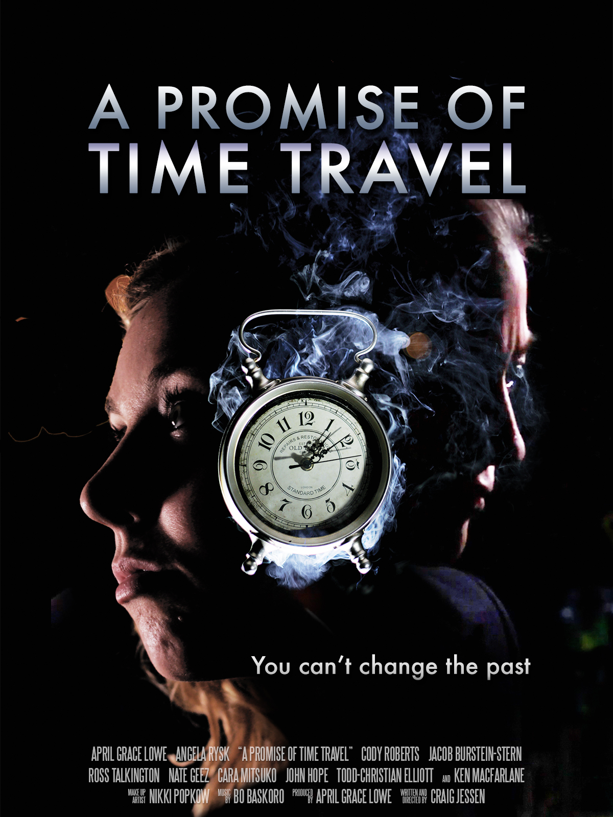 A Promise of Time Travel (2016) Hindi Dual Audio 720p HDRip ESub 750MB | 300MB Download