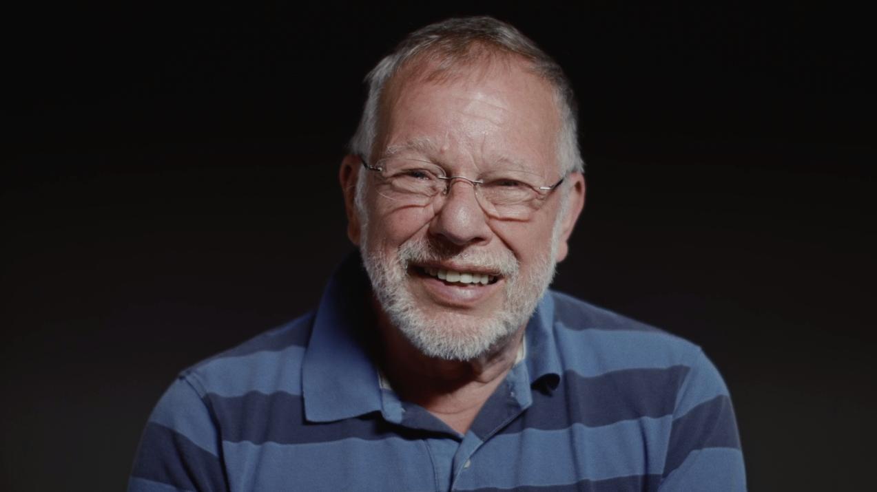 Gene Rosen in Newtown (2016)