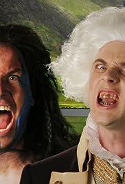 George Washington vs. William Wallace Poster