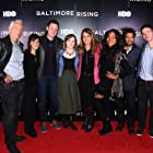 Crew arrives at the premiere of HBO Documentary BALTIMORE RISING on November 16, 2017 in Baltimore, Maryland.
