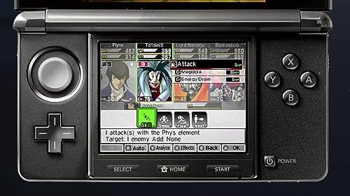 Shin Megami Tensei IV: E3 Trailer