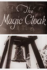 The Magic Cloak Poster