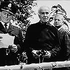 Dieter Borsche, Walter Rilla, and Albrecht Schoenhals in Scotland Yard jagt Dr. Mabuse (1963)