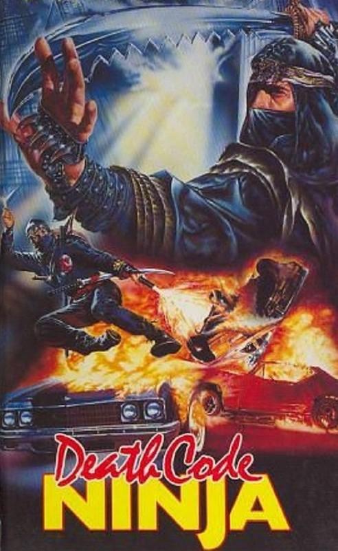 Death Code: Ninja ((1987))