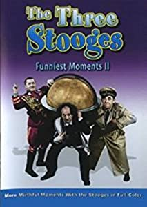 Bestsellers movie download The Three Stooges Funniest Moments: Volume II by none [640x320]