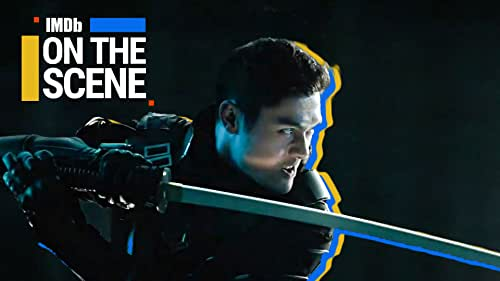 The 'Snake Eyes' Cast on Swordplay & Becoming Action Figures