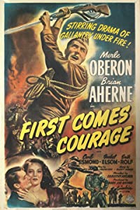 Best site to watch free stream movies First Comes Courage by Dorothy Arzner [720x400]