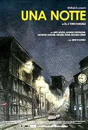 Una notte Poster