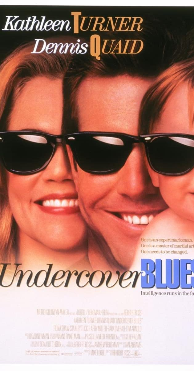 Subtitle of Undercover Blues