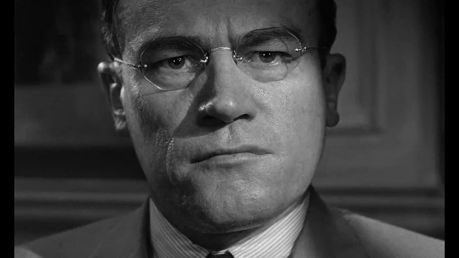 E.G. Marshall in 12 Angry Men (1957)