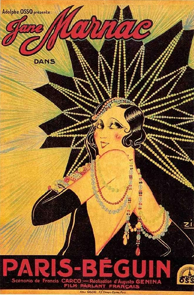 Paris-Beguin (1931)
