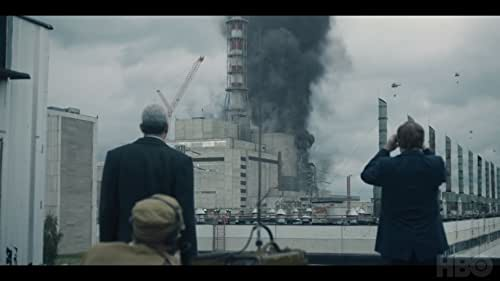 """""""Chernobyl"""" dramatizes the story of the 1986 accident at the Chernobyl Nuclear Power Plant in Ukraine, Soviet Union, one of the worst man-made catastrophes in history, and the sacrifices made to save Europe from the unimaginable disaster. """"Chernobyl"""" premieres May 6 on HBO."""