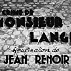 Le crime de Monsieur Lange (1936)