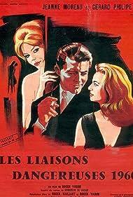 Les liaisons dangereuses (1961) Poster - Movie Forum, Cast, Reviews