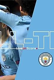 Manchester City vs. Schalke 04 Poster