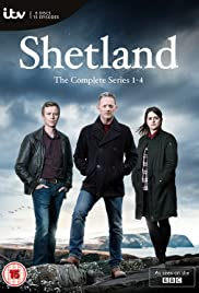 Shetland Poster - TV Show Forum, Cast, Reviews