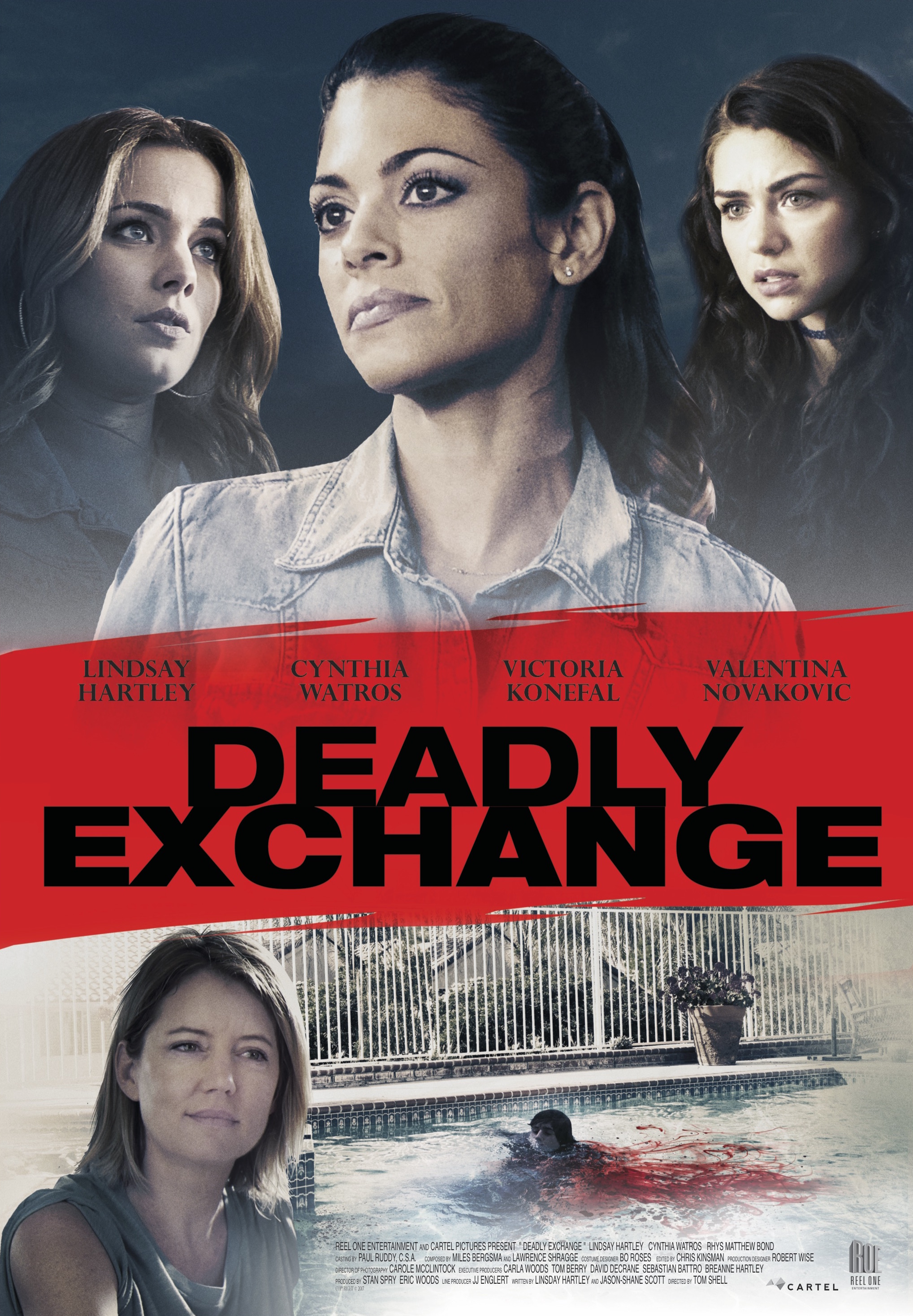 Deadly Exchange (2017) Hindi Dual Audio 720p BluRay x264 ESubs 1GB