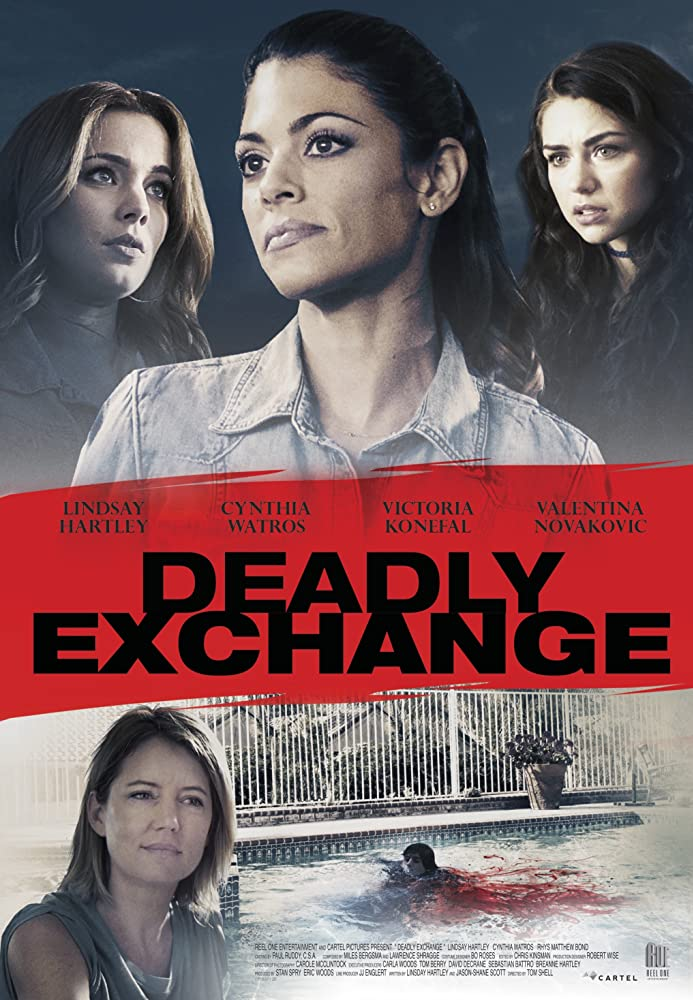 Deadly Exchange 2017 Hindi Dual Audio 720p HDRip ESubs 1055MB Download