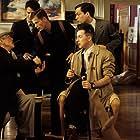Dermot Mulroney, Nick Nolte, Alan Cumming, Til Schweiger, and John Light in Investigating Sex (2001)
