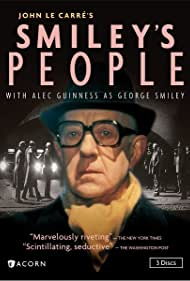 Alec Guinness in Smiley's People (1982)