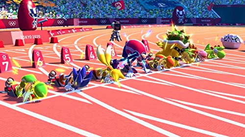 Mario & Sonic At The Olympic Games: Toyko 2020