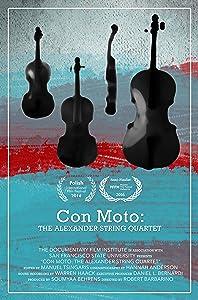 Watch online 1080p movies Con Moto: The Alexander String Quartet [hd1080p]
