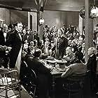 Joseph Crehan, Ricardo Cortez, William Desmond, Robert Dudley, Joe King, Robert McWade, Charles Middleton, Dick Rush, and Harry Tenbrook in Frisco Kid (1935)
