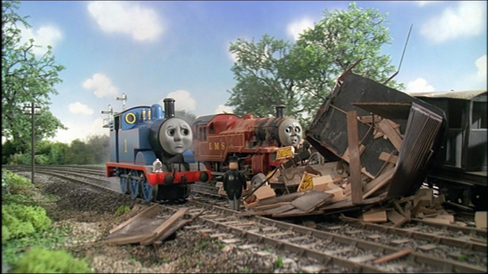 Thomas The Tank Engine Friends The Spotless Record Tv Episode
