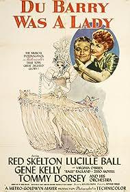 Du Barry Was a Lady (1943) Poster - Movie Forum, Cast, Reviews