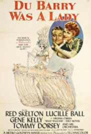 Du Barry Was a Lady(1943) Poster - Movie Forum, Cast, Reviews