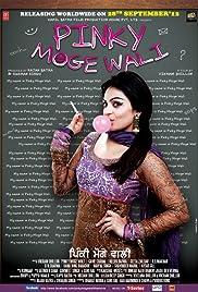Pinky Moge Wali Poster