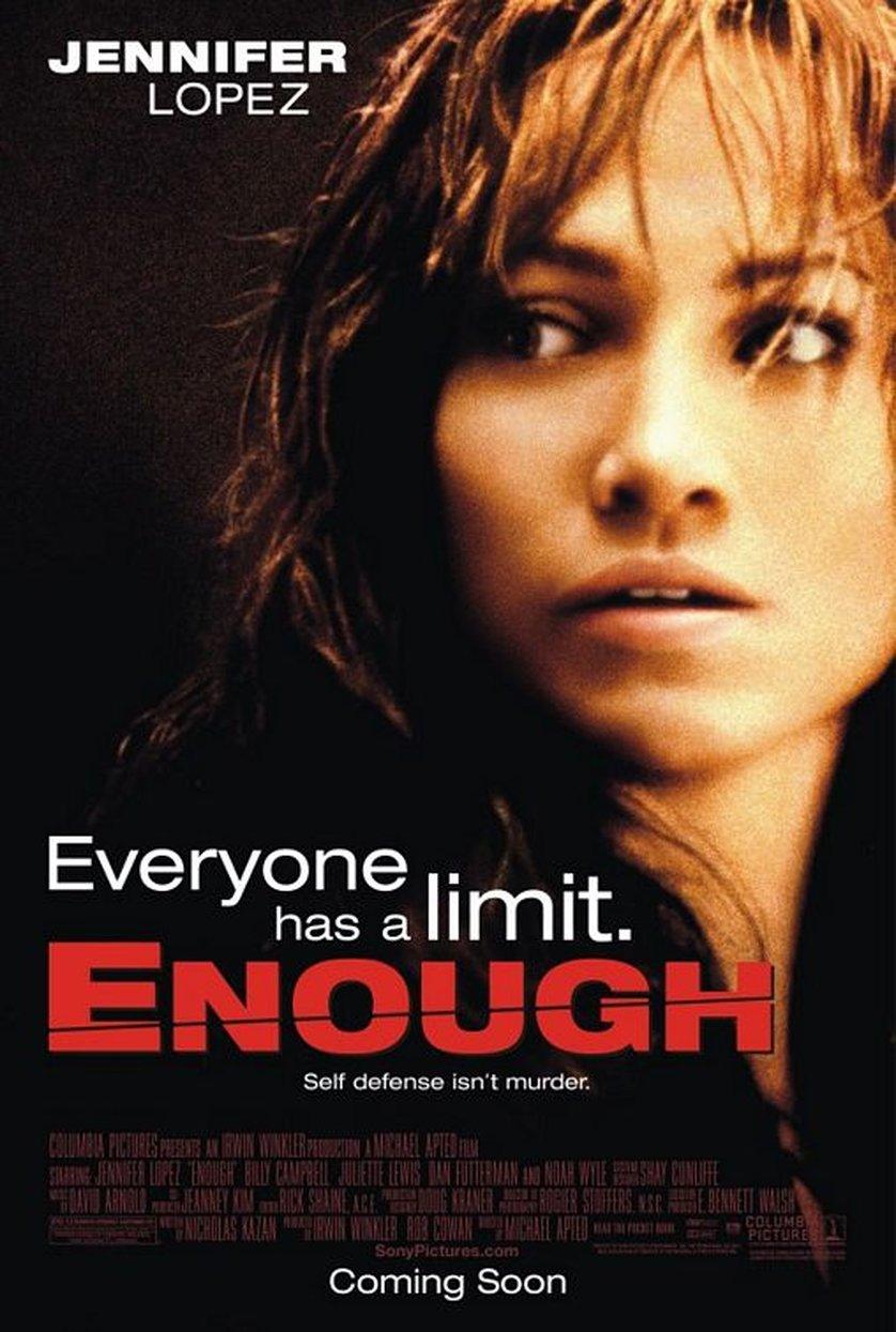 ดูหนังออนไลน์ Enough (2002)