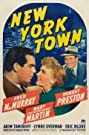 New York Town (1941) Poster