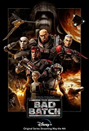 Star Wars: The Bad Batch : Season 1 English WEB-DL 480p, 720p & 1080p | [Epi 1 Added]