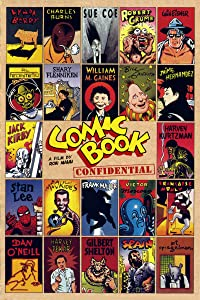 Site to download mobile movie Comic Book Confidential [720x320]