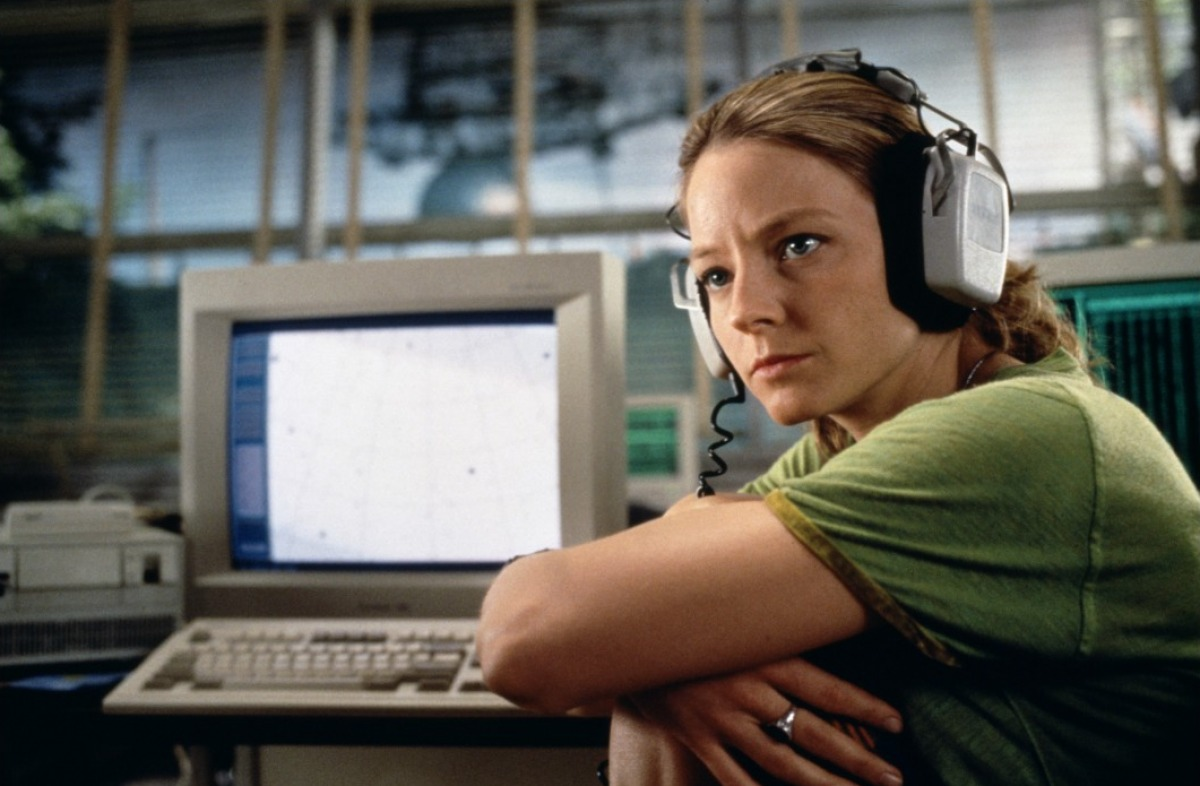 Image result for jodie foster contact