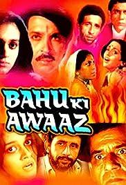 Bahu Ki Awaaz Poster