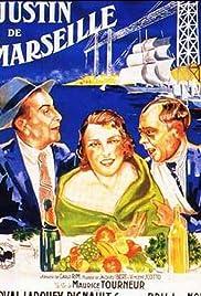 Justin de Marseille Poster